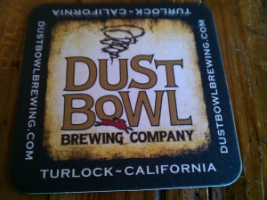 Dust Bowl Coaster