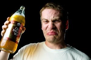 Bitter Beer Face