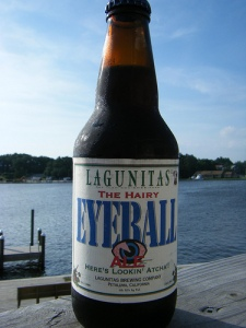 Lagunitas Hairy Eyeball