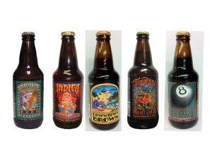 Lost Coast Beers Lineup