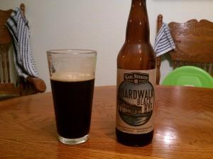 Karl Strauss Brewing Co. - Boardwalk Black Rye