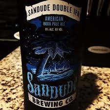 Sandude Double IPA: The Scotsman and Drew try this beer for the first time and give their impressions. Good, bad, ugly? Listen and find out!