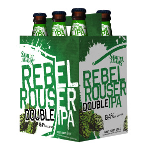 A rebel rousing good beer!