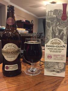 The Scotsman finally got the chance to try something from Innis & Gunn. So great!