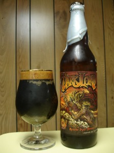 A white whale beer for many, 3 Floyd's Dark Lord Stout.