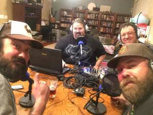 While we missed Drew on this show, it was great to have Hank from the Food Fix here to talk about his amazing food...and beer!