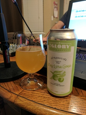 This beer, you guys...I mean, New Glory is just ROCKING my world with this series!